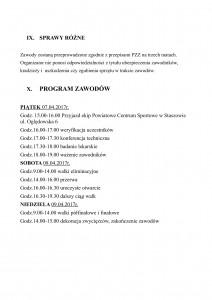 Mistrzostwa Polski Staszów kom.-3